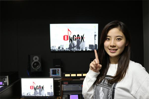 チバテレのJ-POPプログラム「ONGAX」がリニューアル! 番組MCに早稲田大学の女子大生を起用し、放送時間も30分に拡大!