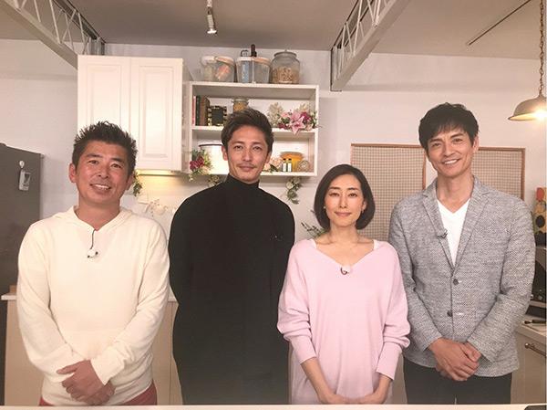 4月21日(日)夜7時~夜8時54分 「豪華ゲストを手作り料理でおもてなし! 木村多江のおしゃべりな食卓」