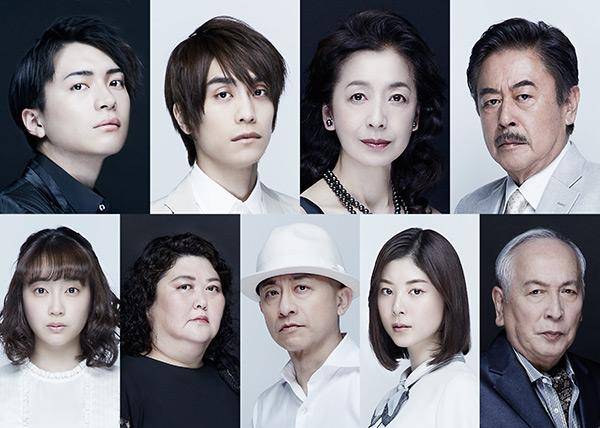 青木豪の書き下ろし最新作を、河原雅彦が演出 『黒白珠』Bunkamura シアターコクーンで6月より上演決定!