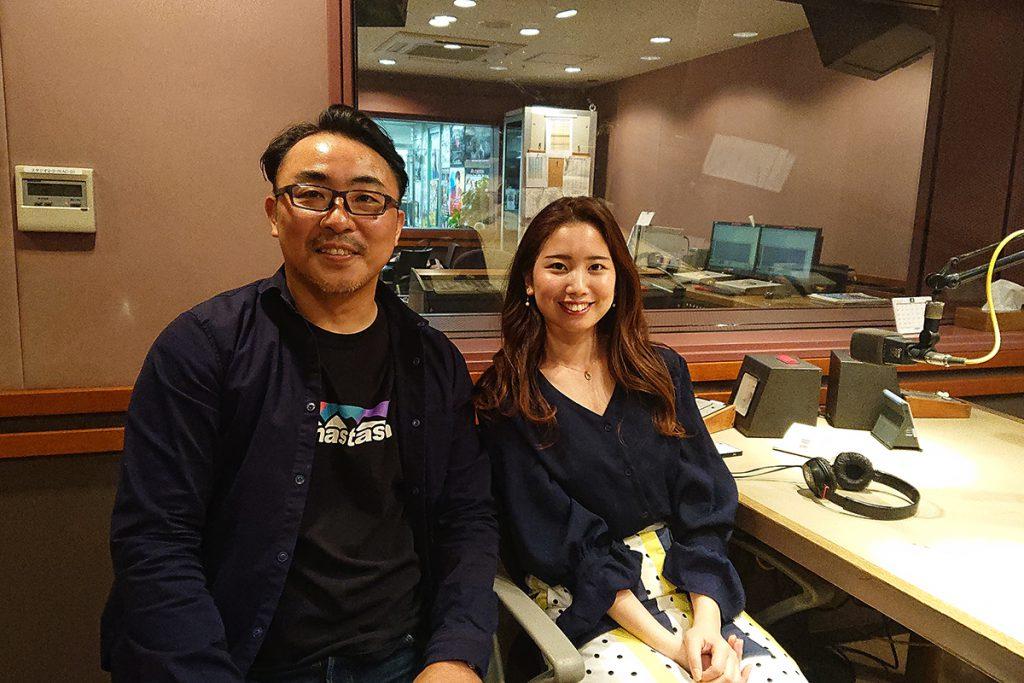 今回はSpotifyを紹介。番組では奥 紗瑛子がプレイリストを楽しんだ。 FM NACK5『恋するスマホ』第4回放送