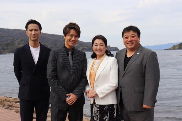 家族の絆と再生を描いた感動の映画『僕に、会いたかった』 TAKAHIRO、松坂慶子らのコメント到着!
