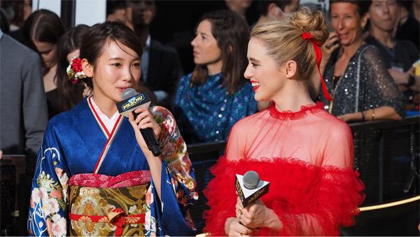 映画『名探偵ピカチュウ』5月3日の日本公開に先駆け、ワールドプレミアイベントが開催。