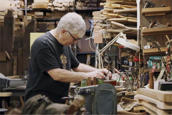 ルー・リードやボブ・ディランが愛するギターショップを描く 映画『カーマイン・ストリート・ギター』8月公開決定!