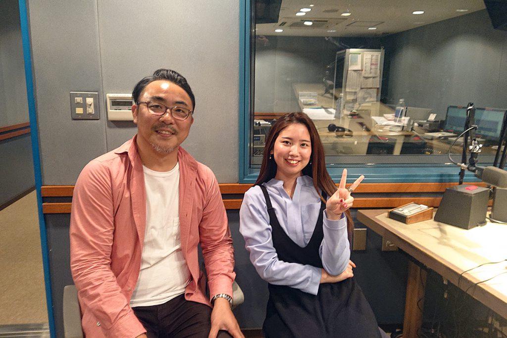 遠距離恋愛どうしよう!?リスナーからの質問に奥 紗瑛子が思いを熱く語った。 FM NACK5『恋するスマホ』第6回放送