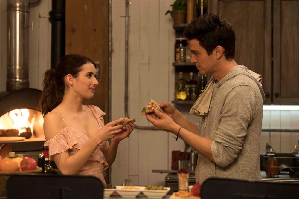 エマ・ロバーツと『スター・ウォーズ』のヘイデン・クリステンセンが豪華競演! 映画『ハッピー・シェフ! 恋するライバル』7/16から上映