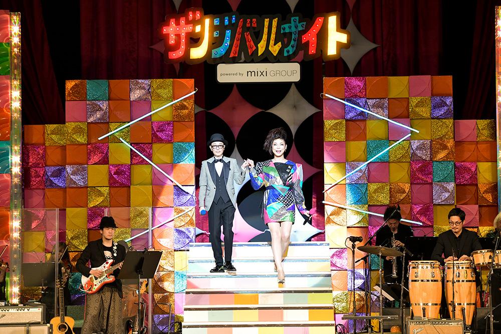 リリー・フランキー×ミッツ・マングローブが司会の大歌謡ショー! 「ザンジバルナイト2019」WOWOWで8/10に放送決定