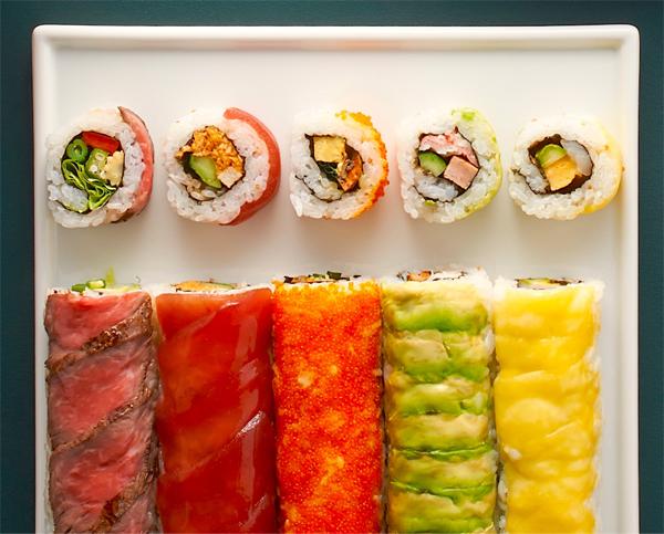 可愛いロール寿司で人気の創作和食店「SHARI」姉妹店オープン! 身体にやさしい和定食や、夜はシメパフェも提供