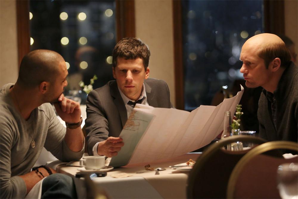 アメリカ金融界が揺れた株取引勝率100%のプロジェクトとは!? 映画「ハミングバード・プロジェクト 0.001秒の男たち」9/27より全国公開