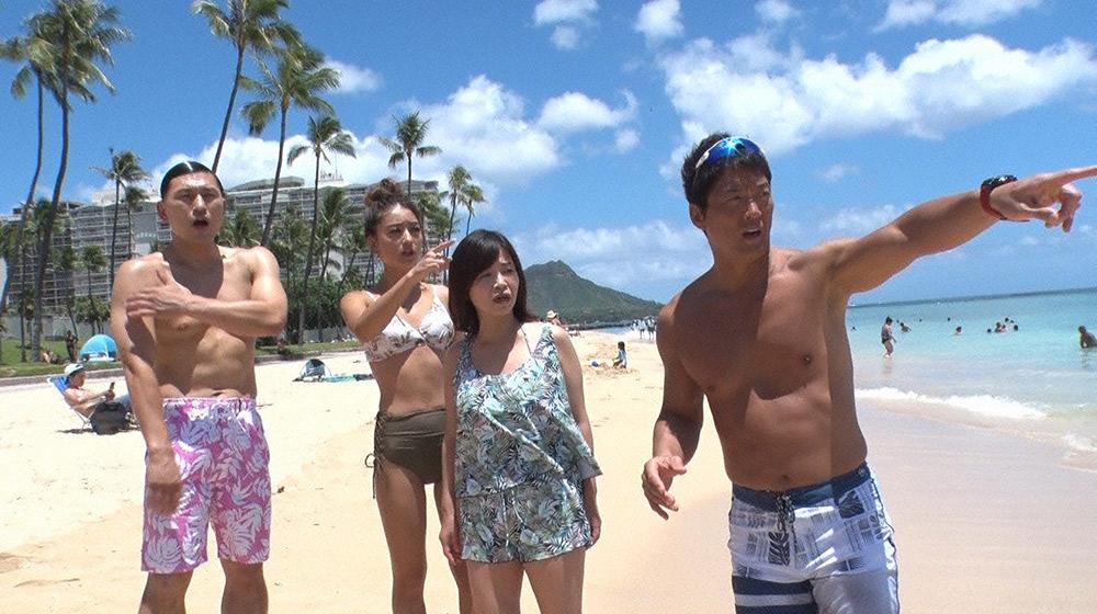 年間100日をハワイで過ごす達人・一茂が伝授するお金をかけずにハワイを楽しむ方法とは!? 「一茂&良純の自由すぎるTV」