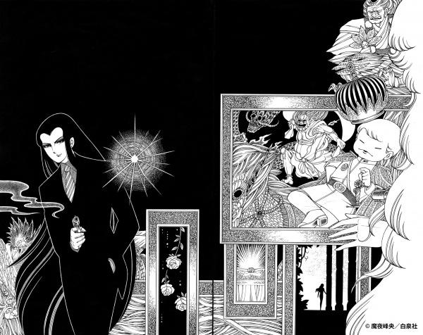 「パタリロ!」100巻達成記念 魔夜峰央原画展 9/21より北九州市漫画ミュージアムで開催決定!