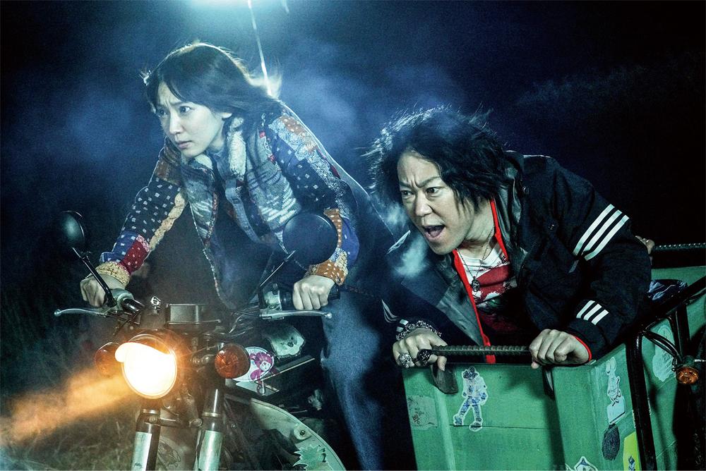 映画「音量を上げろタコ!なに歌ってんのか全然わかんねぇんだよ!!」 阿部サダヲ×吉岡里帆の音楽コメディ映画、WOWOWで9月27日に放送