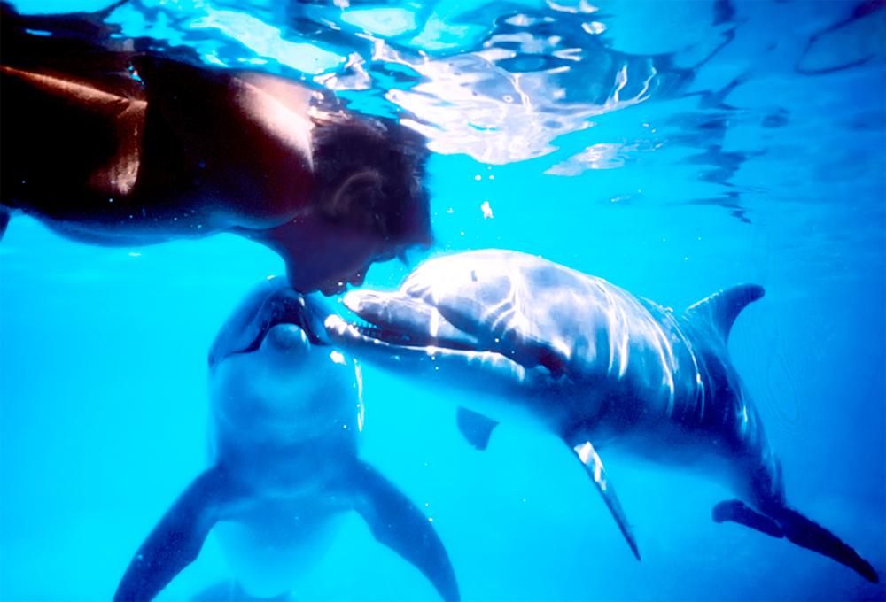 伝説の素潜りダイバー、ジャック・マイヨールに迫るドキュメンタリー 映画『ドルフィン・マン~ジャック・マイヨール、蒼く深い海へ』公開決定
