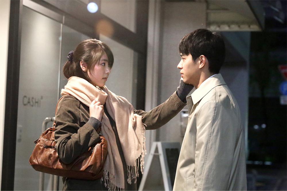 東出昌大のひとり二役が話題の映画『寝ても覚めても』 10月6日(日)にWOWOWで放送!