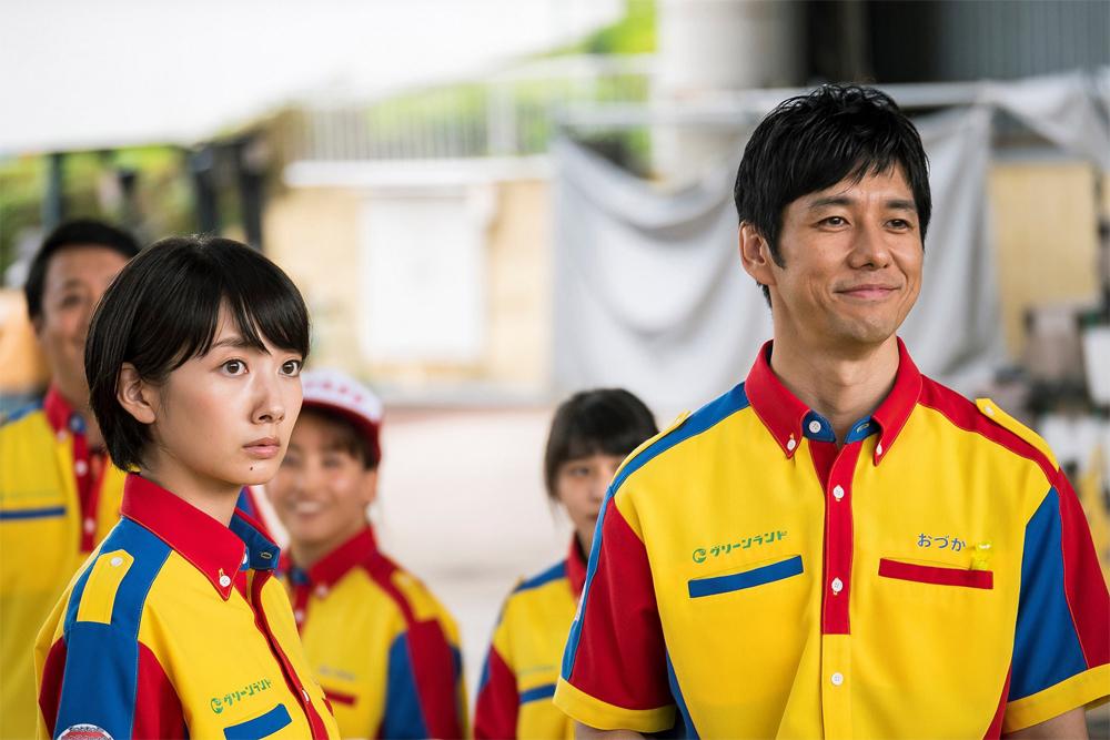 波瑠と西島秀俊が共演した映画「オズランド 笑顔の魔法おしえます。」 WOWOWで10月11日に放送決定!