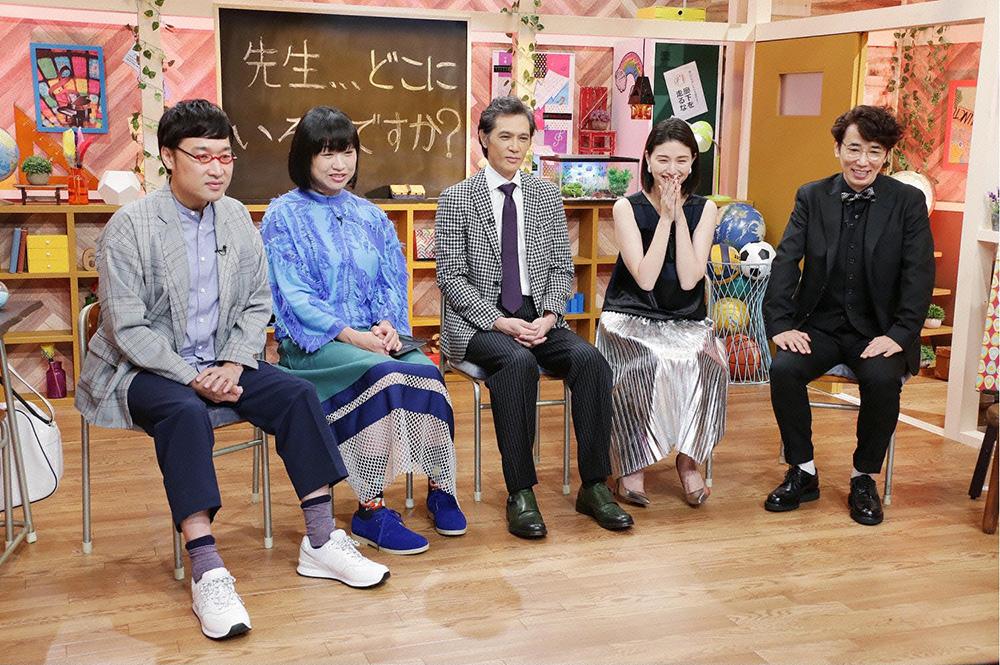 """石田純一、大和田伸也、加藤雅也、橋本マナミが恩師を""""ガチ""""で探します! 「先生、、、どこにいるんですか?~会って、どうしても感謝の言葉を伝えたい。~」"""
