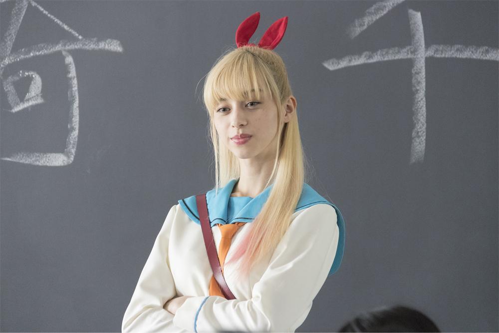 中島健人と中条あやみがダブル主演した映画「ニセコイ」 10月22日にWOWOWで放送決定!