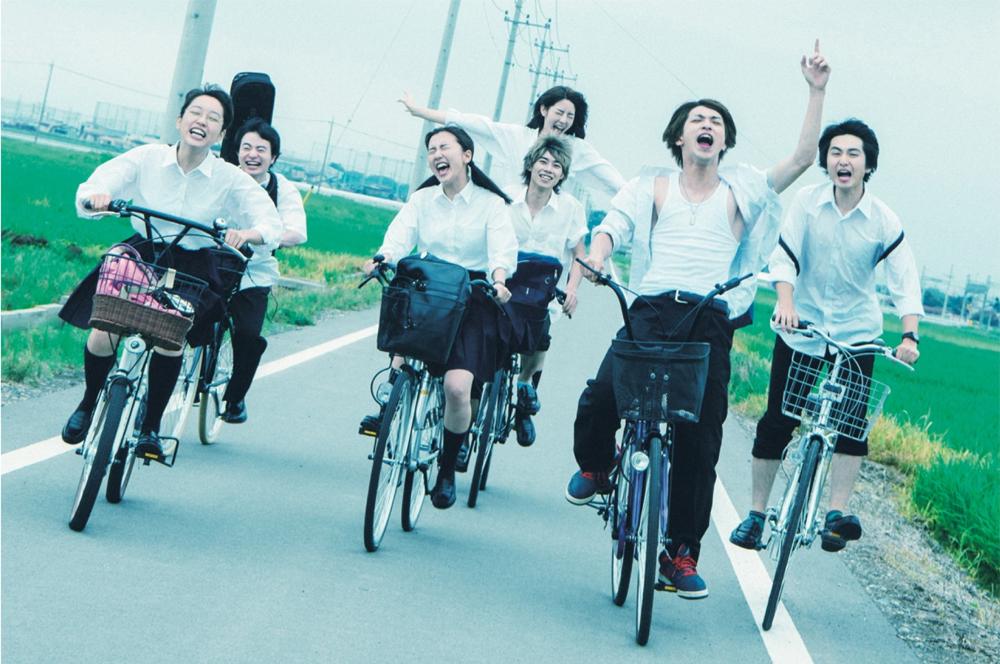 真野恵里菜、横浜流星が共演した青春群像劇「青の帰り道」 10月25日にWOWOWシネマで放送決定!