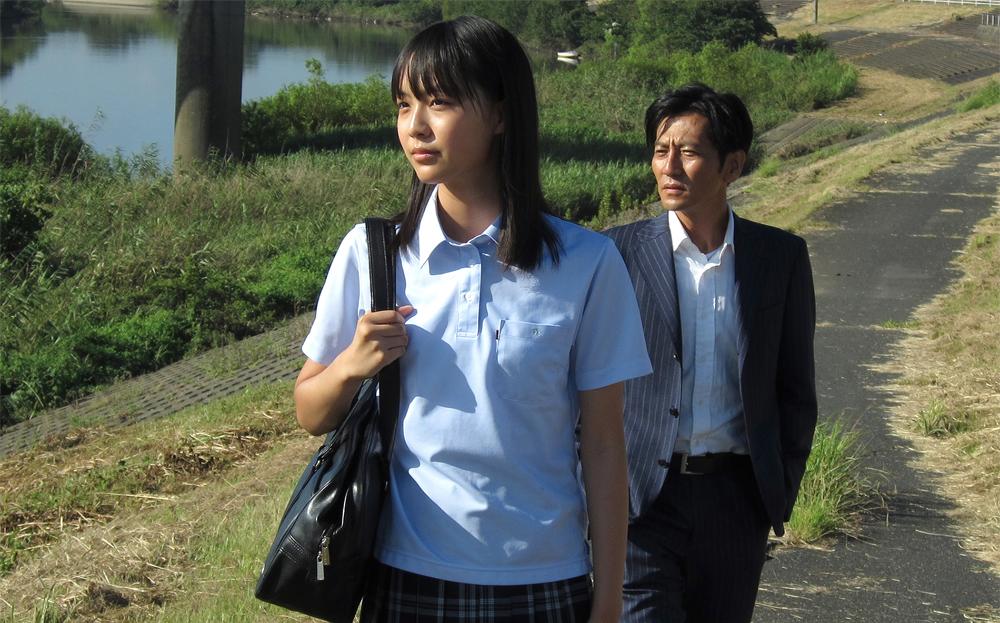 津田寛治と駒井蓮がダブル主演を務めた映画「名前」 11月19日にWOWOWシネマで放送!