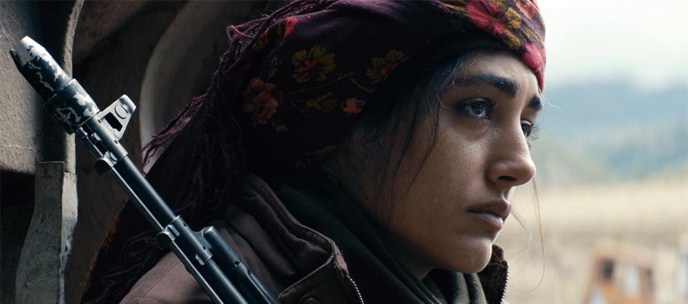 「パターソン」のゴルシフテ・ファラハニが女性戦士を熱演! 映画「バハールの涙」12月18日に放送決定!