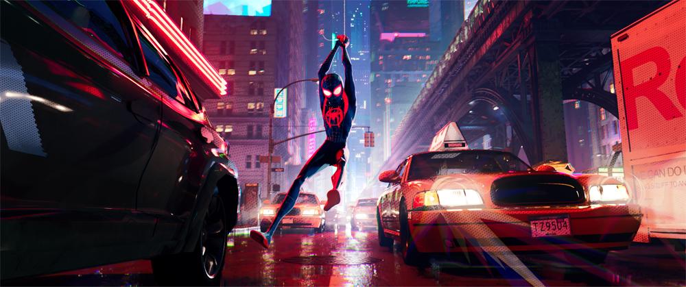 もしもスパイダーマンが6人もいたら…。 映画「スパイダーマン:スパイダーバース」12月22日に放送!