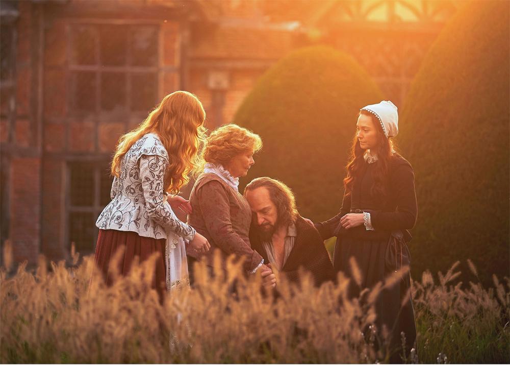 """""""シェイクスピア俳優""""ケネス・ブラナーが満を持して映画化! 映画『シェイクスピアの庭』3月6日に全国ロードショー"""