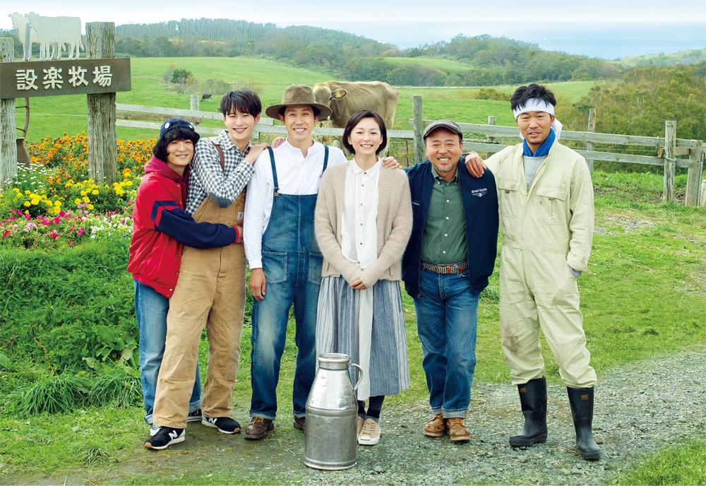 大泉洋がチーズ作りに邁進する酪農家を好演! 映画「そらのレストラン」1月12日にWOWOWで放送