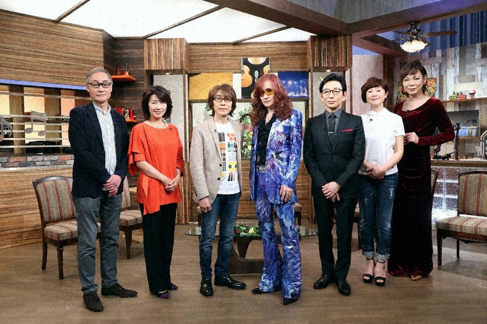 THE ALFEEの高見沢&坂崎と神野美伽「SWEET MEMORIES」をコラボ!!「あの年この歌 3時間スペシャル 名曲~レア曲 昭和・平成ベスト100」