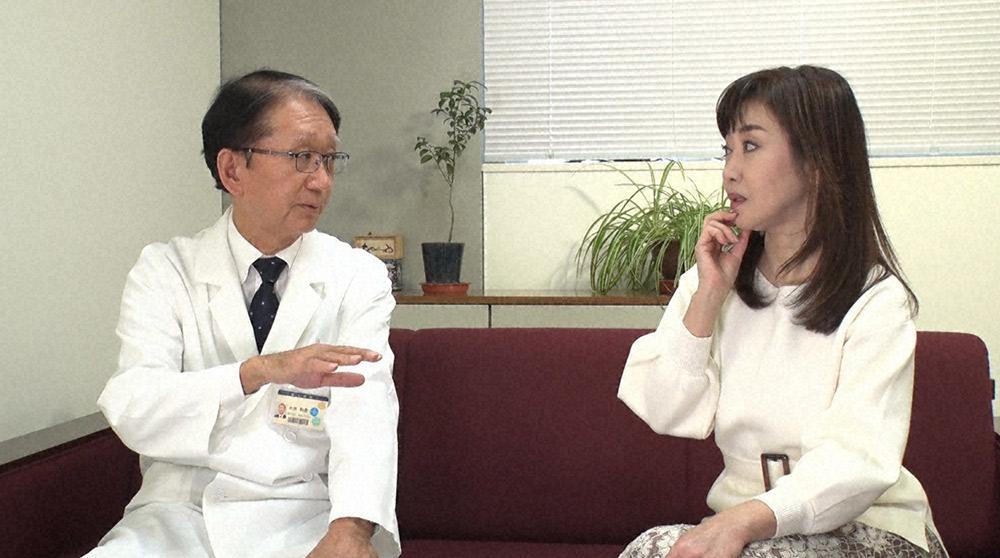 「放っておくとガンになる!」 伍代夏子を不治の病から救った杉良太郎の衝撃の一言とは!?「芸能人を救った名医たち 私のベストドクター」