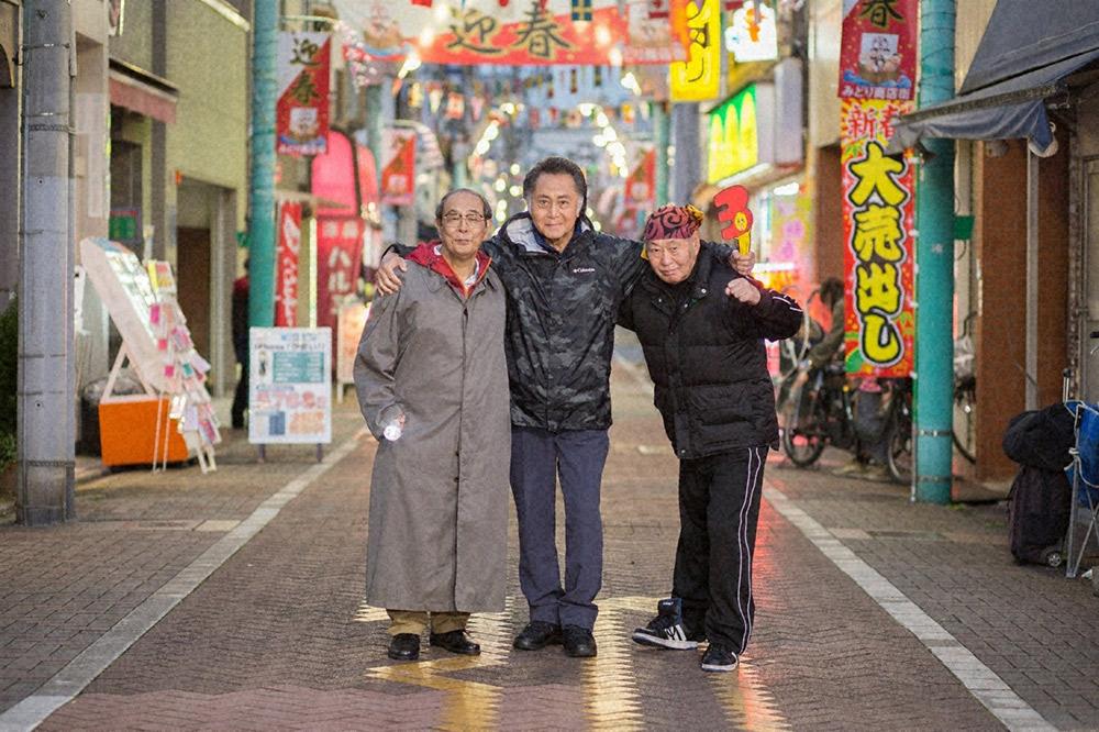 <北大路欣也、泉谷しげるコメントあり> 志賀廣太郎さん追悼ドラマ「三匹のおっさん3~正義の味方、みたび!!~」再放送決定!