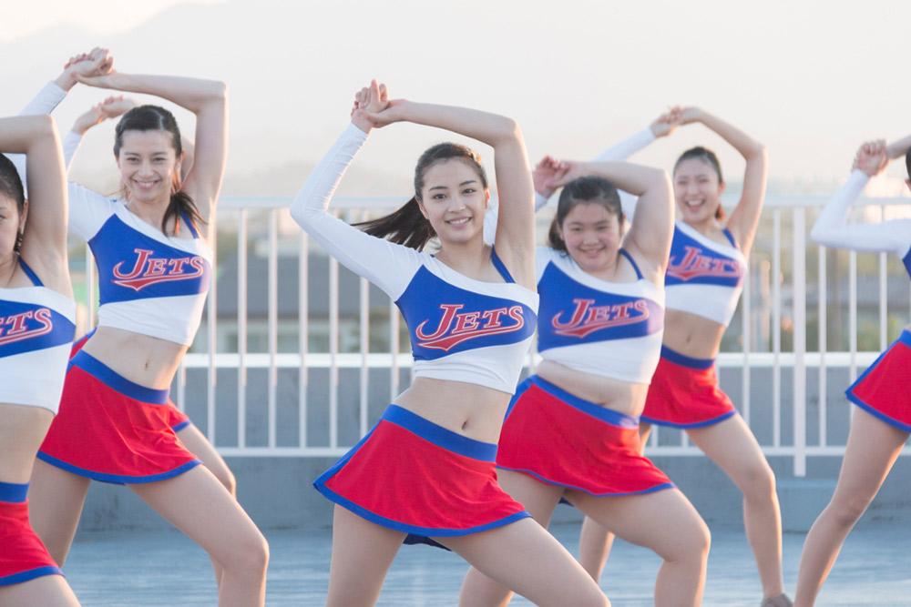 夢は叶う! 日本全国を応援しよっさ! 映画「チア☆ダン~女子高生がチアダンスで全米制覇しちゃったホントの話~」 元気をもらえる奇跡の青春感動サクセスストーリーが特別編集を加えて地上波放送!