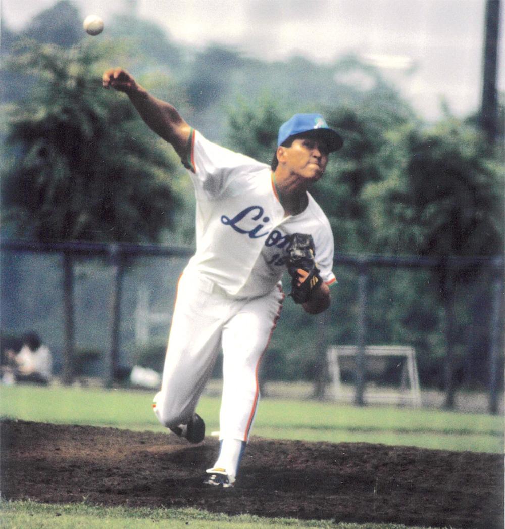 野々垣武志「恋するスポーツ」取材の思い出【前田勝宏 編】 100マイルを投げる、野球を愛したラオウ