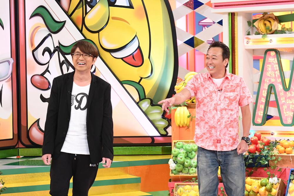 テッペン!『バナナサンド』第2回のゲストは、さまぁ~ず 番組タイトルが『バナナサンドさまぁ』に!?