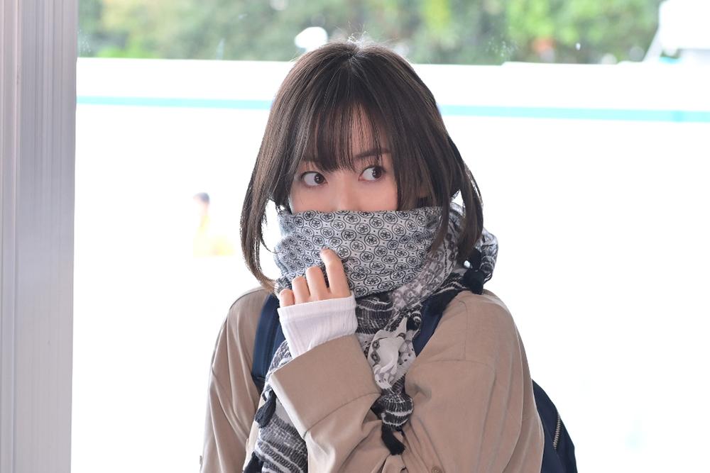 """金曜ドラマ『MIU404』 彼女は何者!? なぜ顔を隠すのか!? 正体不明!? 4機捜に深く関わっていく""""謎の女""""役で黒川智花がレギュラー出演!"""
