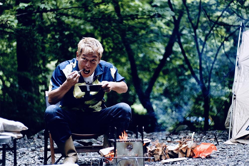 じゅんいちダビッドソン初のレギュラー冠番組「じゅんいちダビッドソンの下手なキャンプでごめんなさい」 GAORA SPORTSで8月3日(月)22時30分スタート!