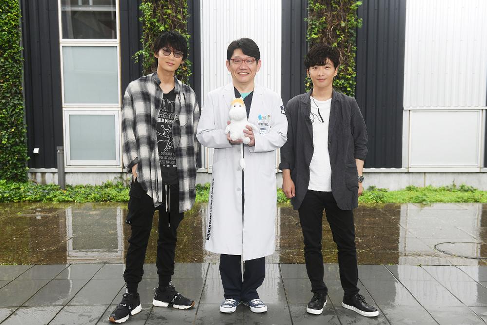 金曜ドラマ『MIU404』 『アンナチュラル』のUDIラボ臨床検査技師 坂本誠(ずん・飯尾和樹)が登場!