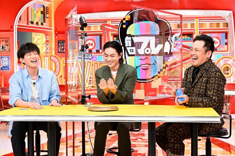 『有田プレビュールーム』天才・松丸亮吾が菅田将暉に挑戦状!