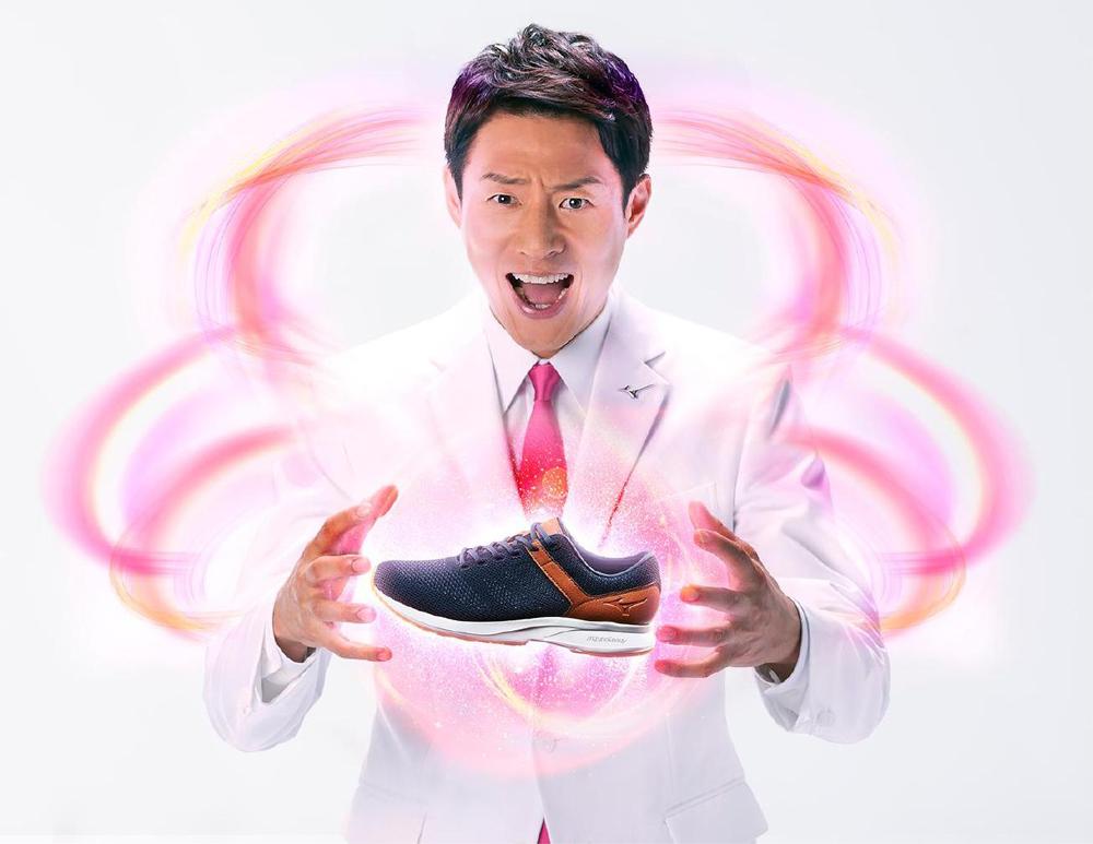 高反発ソール素材『MIZUNO ENERZY』搭載 ミズノのウォーキングシューズ「ME-01」9/15から発売決定!