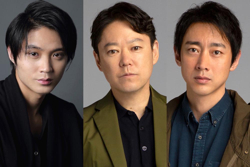 10月スタート! 金曜ドラマ『恋する母たち』 木村佳乃・吉田羊・仲里依紗が演じる3人の母を魅了する3人の男性が決定!