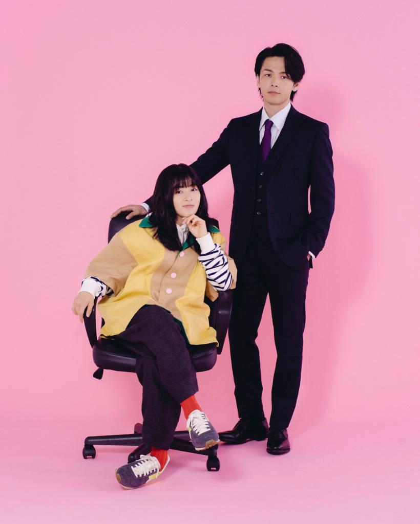 10月スタート! 『この恋あたためますか』 主演・森七菜!